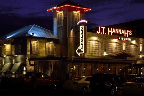 JT Hannah's Kitchen